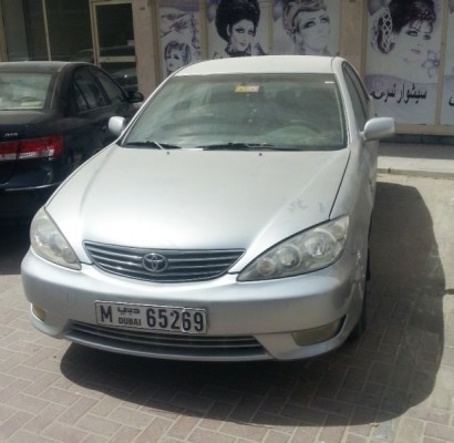 sharjah classifieds toyota camry 2005. Black Bedroom Furniture Sets. Home Design Ideas