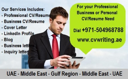 Why we are the BEST Resume Service in Dubai & UAE?