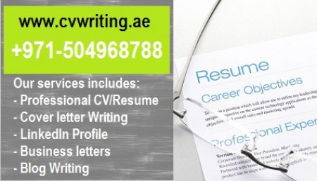 Professional cv writing services in dubai