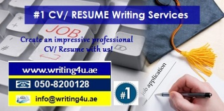Cv writing services in uae
