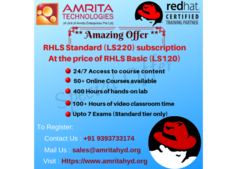 Special Offer on Red Hat Learning Subscription at Amrita Technologies