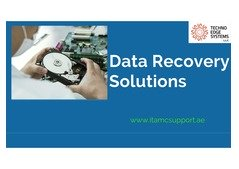Data Backup & Recovery Solutions