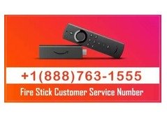 Fire TV Stick Customer Service ||+1(888)763-1555 Help Amazon