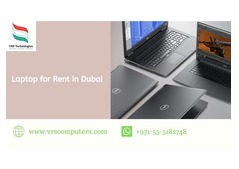 Laptop Rental in Sharjah at VRS Technologies