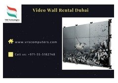 Video Wall Hire Services for Events in Sharjah