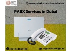 Best  PABX Services in Dubai | PABX System in Sharjah