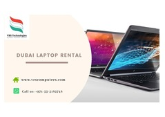 Laptops on Rent in Sharjah at VRS Technologies LLC