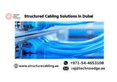 Structured Cabling Soutions in Dubai