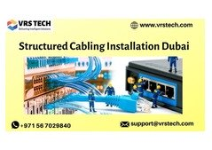 Best Structured Cabling Installation in Dubai Call us @+971567029840