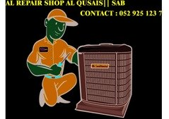 AC Repair and maintenance Sharjah +971 55 7223860/ SAB