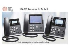 Best PABX Support Companies in Dubai - Techno Edge Systems