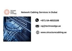 Why Network Cabling Services are important for business