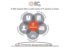 IT Solutions In Dubai For Your Security Solutions