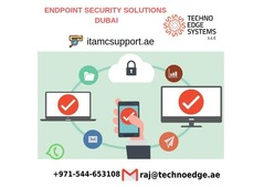 Endpoint Security System | Endpoint Security Solutions Dubai, UAE