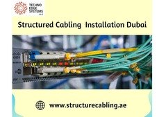 Best Structured Cabling Services in Dubai - Techno Edge Systems