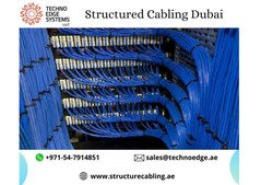 Best Structured Cabling Installation in Dubai