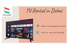 LED TV Rental in Dubai for Events