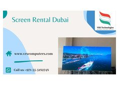 Lease LED Screens for Events at VRS Technologies