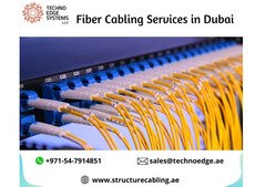 Best Fiber Optic Cabling Services in Dubai