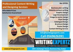 Designers for Profiles Brochures WhastApp Us On 0569626391 & Flyers WritingExpertz.com in UAE