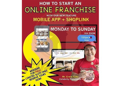 OFW'S ONLINE FRANCHISEE- EARN PHP30K-60K FROM HOME W/ OWN PORTAL.SHOPLINK
