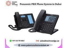 Panasonic PABX Phone Services in Dubai | Techno Edge Systems