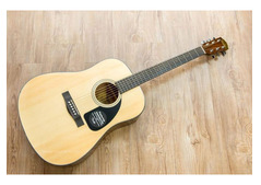 Fender CD-60 41inch acoustic in Abu dubai