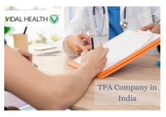 TPA Company in India