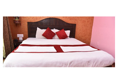 Double Bed Deluxe in Puri