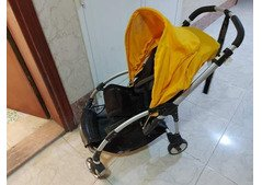 Bugaboo Stroller and career ac in Sharjah