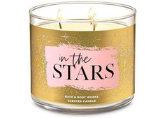 Bath and Body Works In The Stars 3-Wick Scented Candle 411g