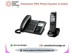 Looking For Panasonic PABX Phone Systems in Dubai