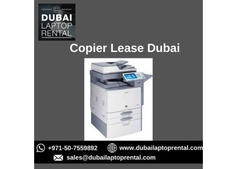 How to Lease a Copier in Dubai?