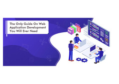 The Only Guide On Web Application Development You Will Ever Need