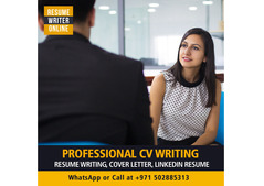 Professional CV & Resume Writing in UAE
