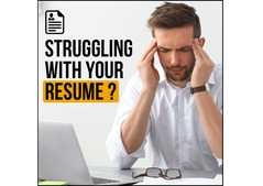 Struggling With Your RESUME ?