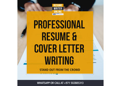 UAE's Best CV Writing Service In Dubai