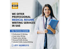 Best CV Writing Services for all profiles in the Middle East