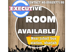 ROOM AVAILABLE IN SHARJAH