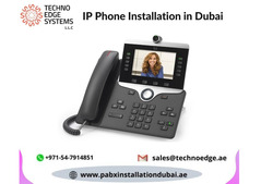 Grow Your Business with IP Phone Installation in Dubai