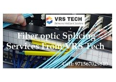 Fiber Optic Cabling Services Dubai - Fiber Cabling Solutions - VRS Tech