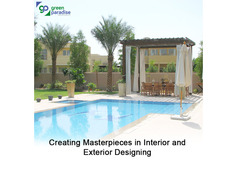 Green Paradise Technical Services LLC The best Swimming Pool Contractor in UAE