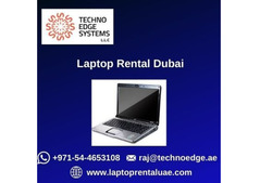 How to Find Laptops for Rent in Dubai?