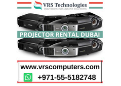 VRS Technologies Offer Projector Rental Services Dubai