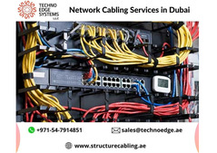 Network Cabling Services in Dubai For Your Organization