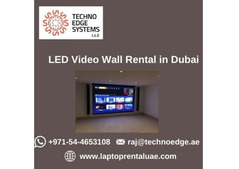 How to Choose LED Video Wall Rental in Dubai?