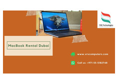 Hire Latest MacBook Pro Rental Services in UAE