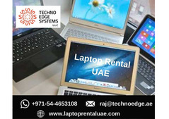 How to Rent a Laptop in UAE?