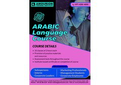 We Have Helped 5000+ Students & Corporate Clients, Learn Arabic