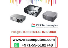Projector Rental in Dubai Enhanced for Better Results